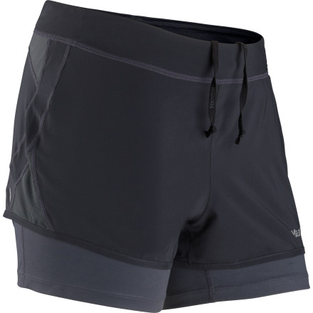 photo: Marmot Ascend Short 2 in 1 active short