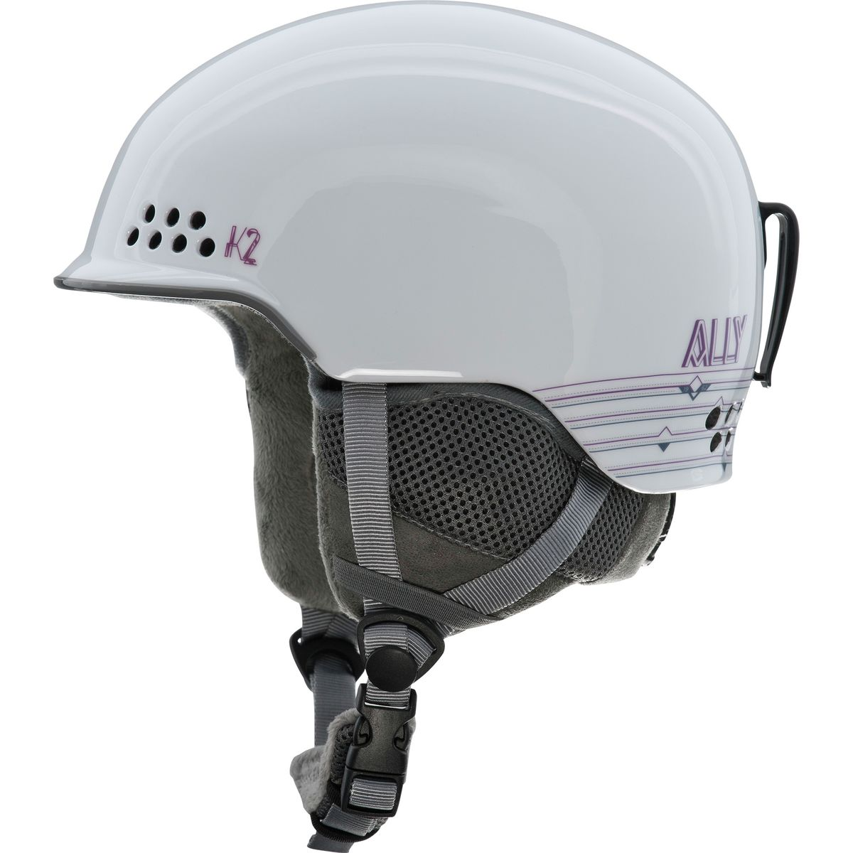 photo: K2 Ally Pro Snow Helmet snowsport helmet
