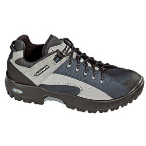 photo: Lowa Tempest II Lo trail shoe