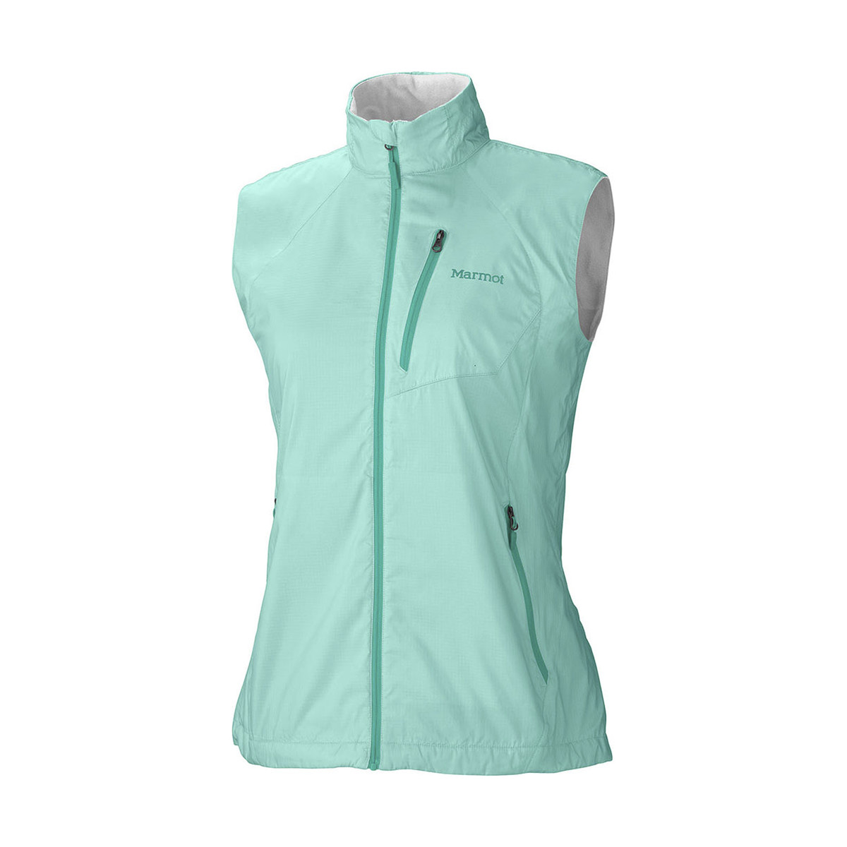 photo: Marmot Women's Stride Vest wind shell vest
