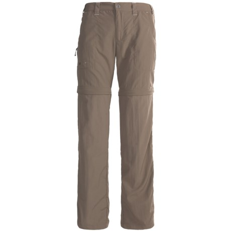 photo: White Sierra Men's Convertible Sierra Point Pants hiking pant