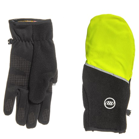 Manzella Hatchback Convertible Gloves