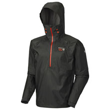 photo: Mountain Hardwear Quasar Pullover waterproof jacket