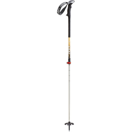 photo: Leki Backcountry Ultralite Speedlock alpine touring/telemark pole