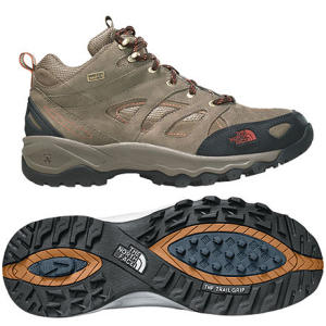 photo: The North Face Adrenaline Gore-Tex XCR Mid trail shoe