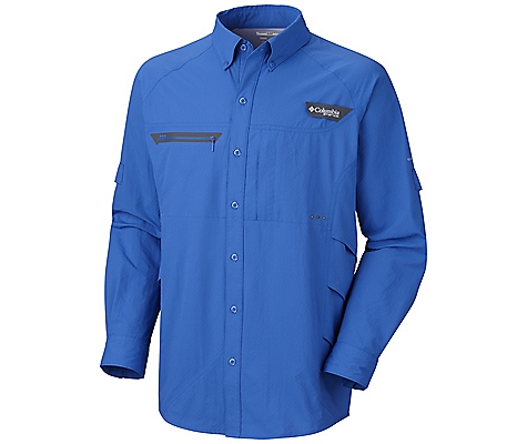 Columbia Airgill Chill Zero Long Sleeve