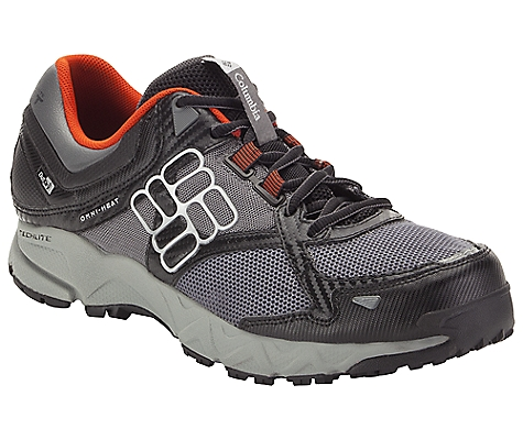 photo: Columbia Ravenous II Omni-Heat OutDry trail running shoe
