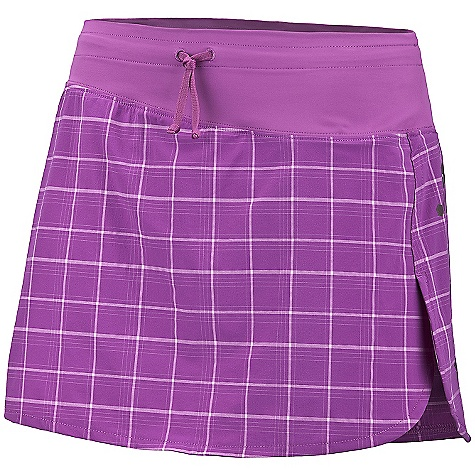 photo: Mountain Hardwear Pacer Advance Skort running skirt
