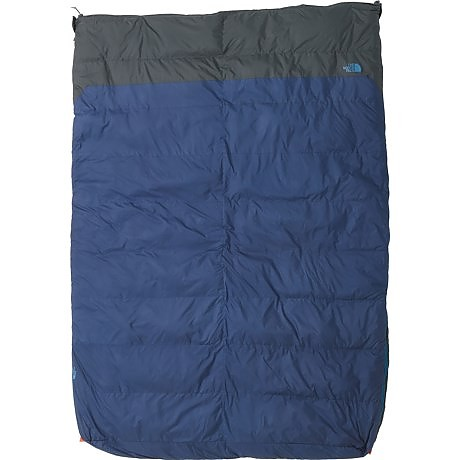 photo: The North Face Dolomite Double Down 20F/-7C 3-season down sleeping bag