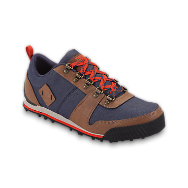 photo: The North Face Back-to-Berkeley Low Down Canvas trail shoe