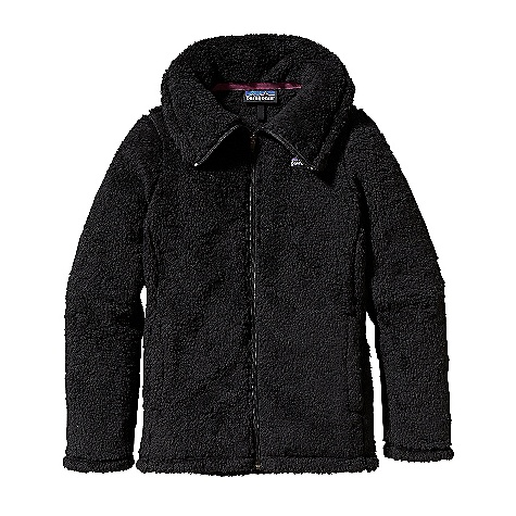 photo: Patagonia Girls' Los Lobos Jacket fleece jacket