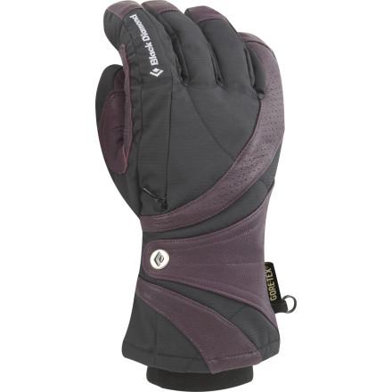 photo: Black Diamond Women's Fever Glove insulated glove/mitten