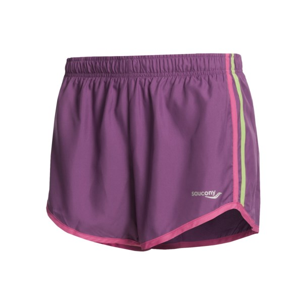 photo: Saucony P.E. Revival Short active short