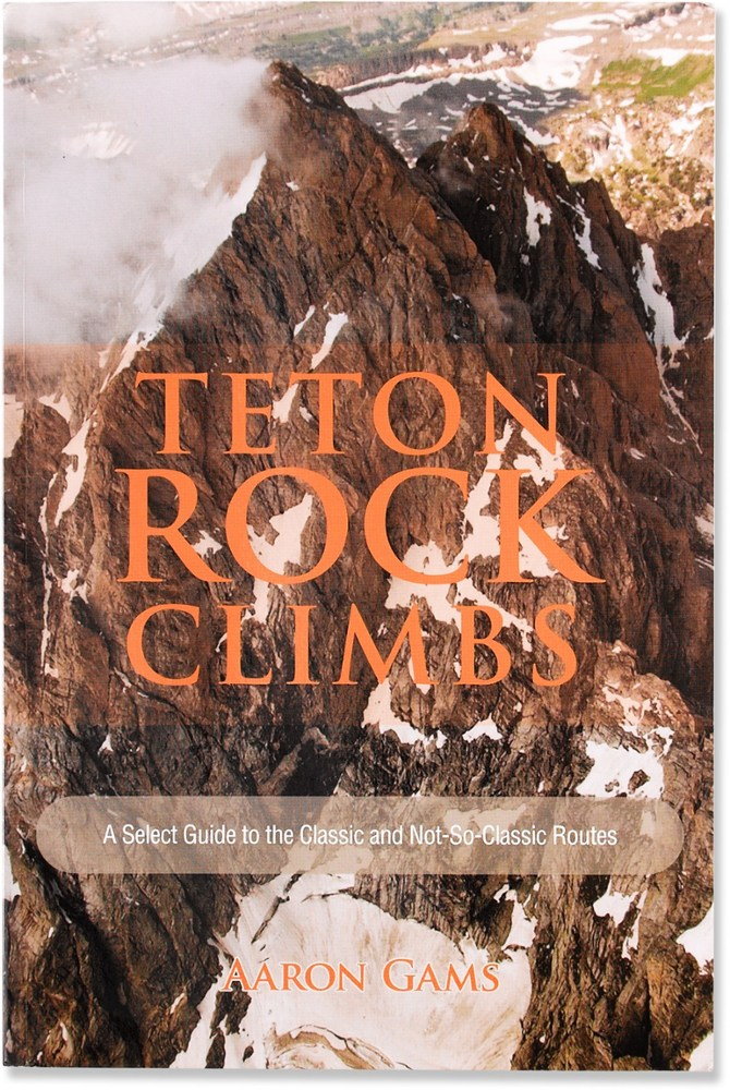 Mountain N' Air Books Teton Rock Climbs