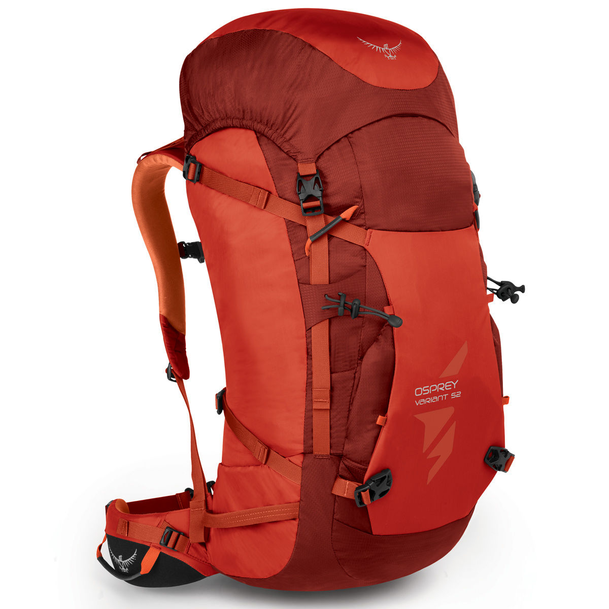 photo: Osprey Variant 52 weekend pack (50-69l)