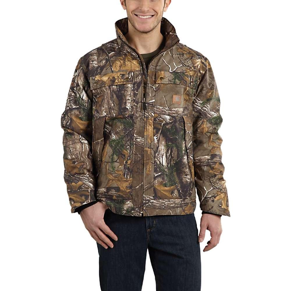 Carhartt Quick Duck Camo Traditional Jacket