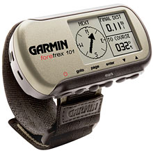 photo: Garmin Foretrex 101 gps watch