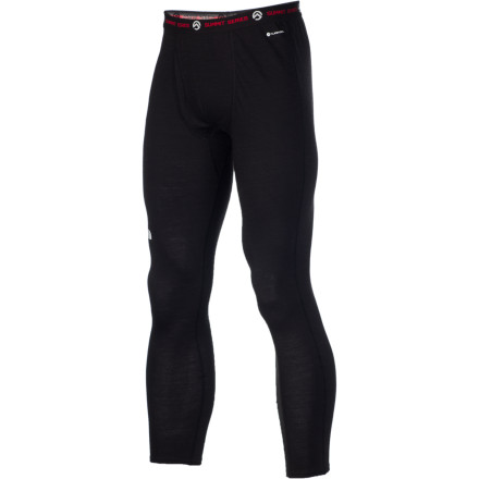 photo: The North Face Men's Warm Merino Tight performance pant/tight