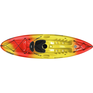 photo: Perception Tribe 9.5 sit-on-top kayak