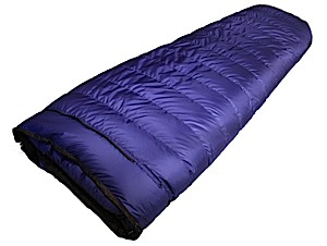 photo: Feathered Friends Sandpiper 30ºF 3-season down sleeping bag