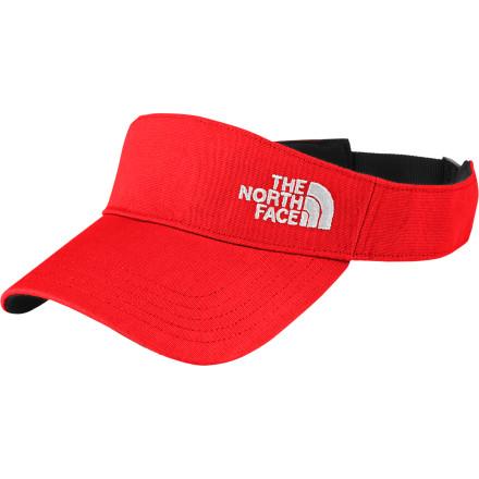 photo: The North Face Organic Cotton Logo Visor visor