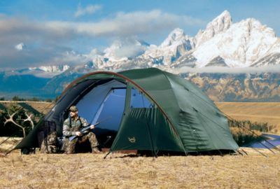 Cabela's Outfitter Series XWT-Xtreme Weather Tent 10' x 10'