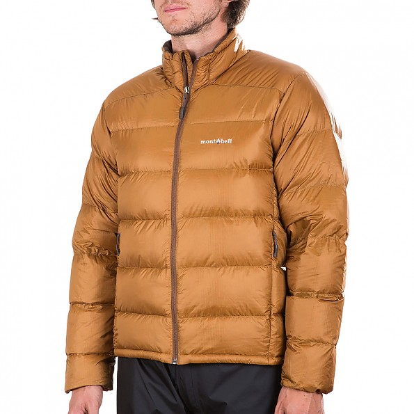 MontBell Alpine Light Down Jacket