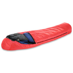 photo: Mountain Hardwear Alpine 3-season synthetic sleeping bag