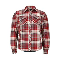 photo: Marmot Arches Insulated LS hiking shirt