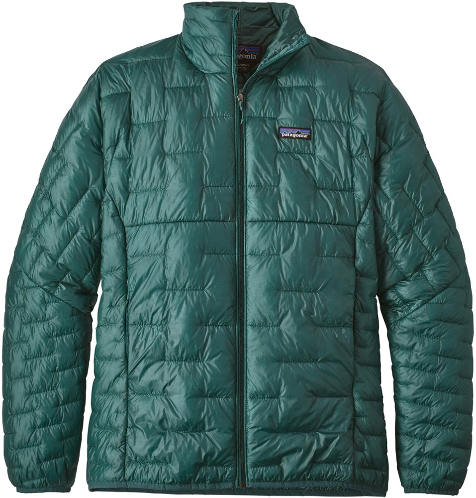 photo: Patagonia Micro Puff Jacket synthetic insulated jacket