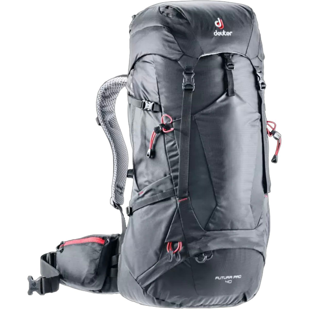photo: Deuter Futura Pro 40 overnight pack (35-49l)