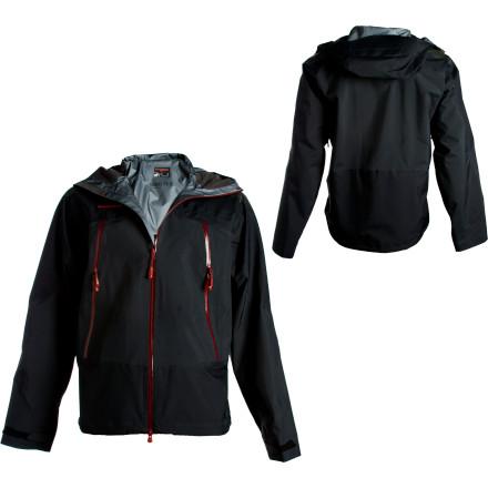 photo: Mammut Albaron Jacket waterproof jacket