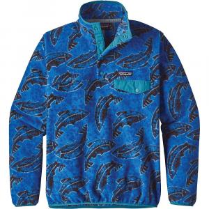 photo: Patagonia Women's Lightweight Synchilla Snap-T Pullover fleece jacket