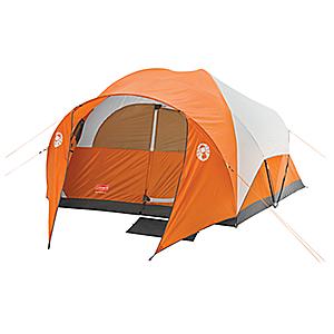 photo: Coleman Bayside 8 three-season tent