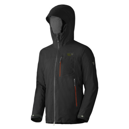 photo: Mountain Hardwear Optimo Jacket waterproof jacket