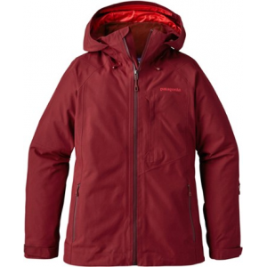 photo: Patagonia Women's Powder Bowl Jacket snowsport jacket
