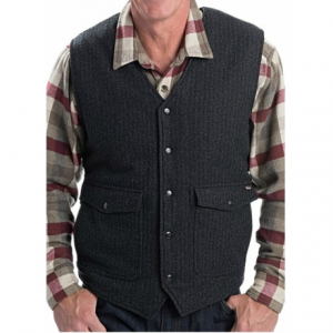 photo: Woolrich Teton Vest synthetic insulated vest