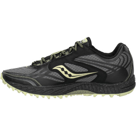 photo: Saucony Women's ProGrid Peregrine 2 trail running shoe
