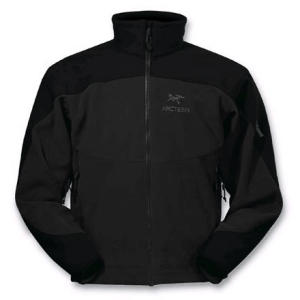 photo: Arc'teryx Men's Sigma AR Jacket soft shell jacket