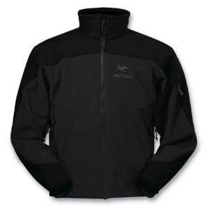 photo: Arc'teryx Sigma AR Jacket soft shell jacket