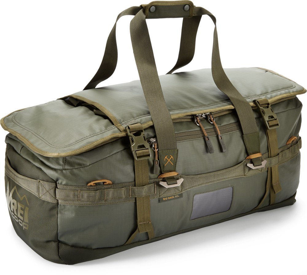 photo: REI Big Haul Duffel pack duffel