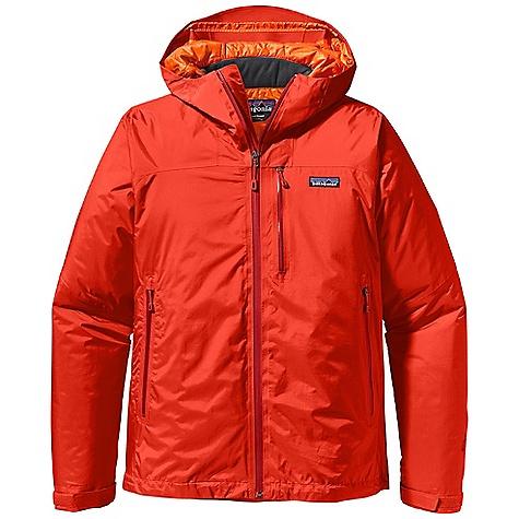 photo: Patagonia Men's Nano Storm Jacket synthetic insulated jacket