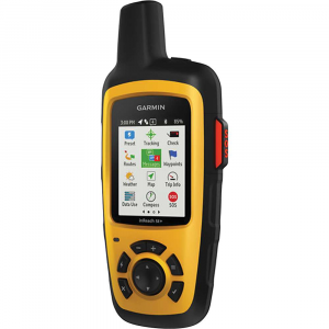 photo: Garmin inReach SE+ locator beacon