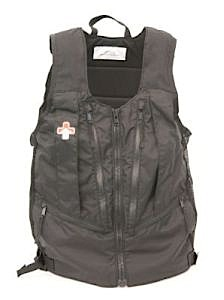 photo: Avi Vest Mountain Vest winter pack