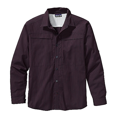 photo: Patagonia Long-Sleeve Overhand Shirt long sleeve performance top