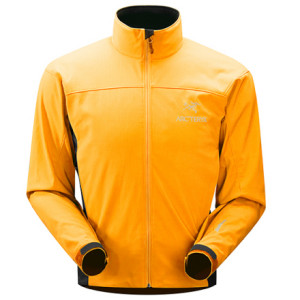 photo: Arc'teryx Men's Sigma LT Jacket soft shell jacket