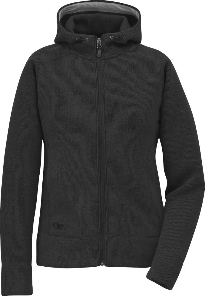 photo: Outdoor Research Salida Hoody wool jacket