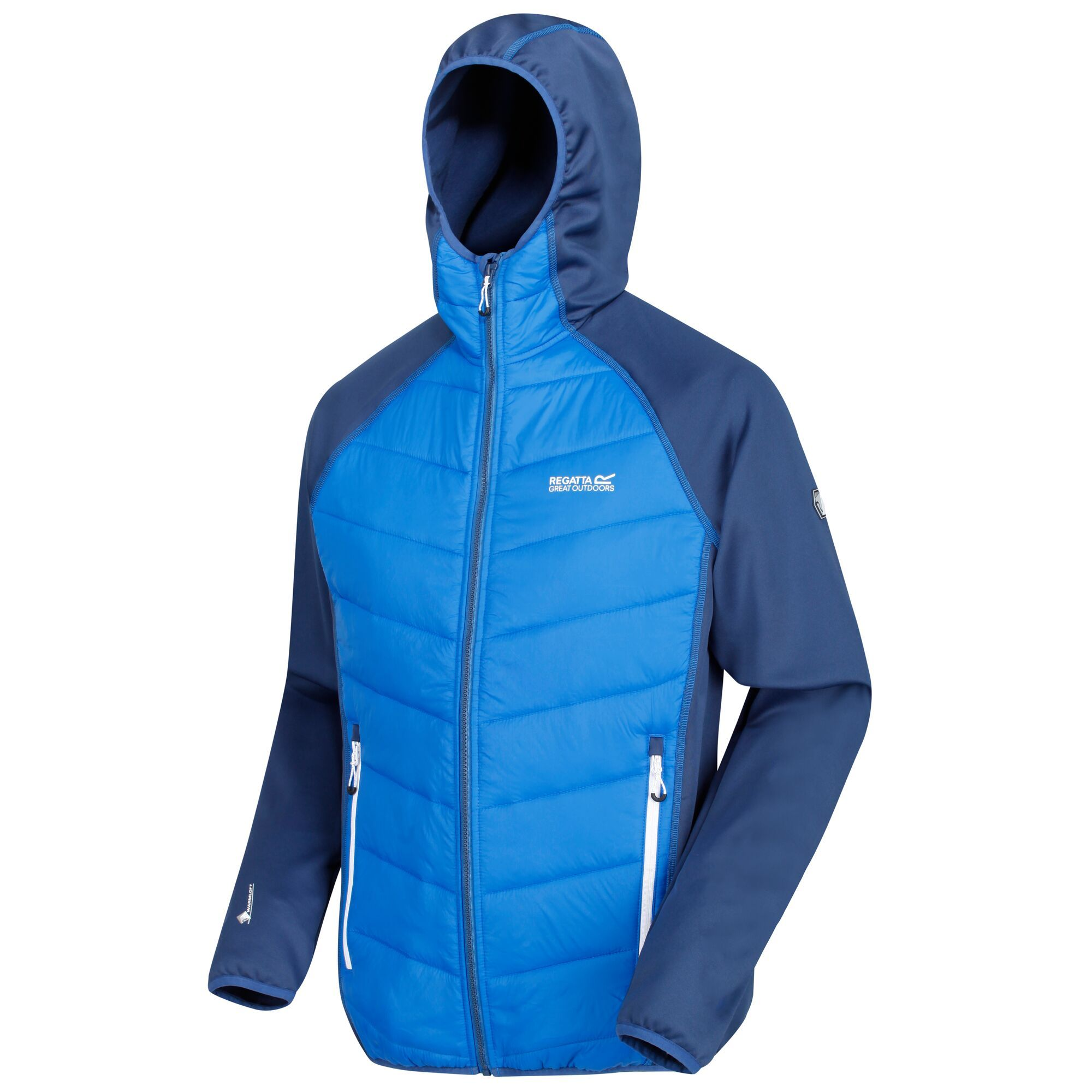 Regatta Andreson Lightweight Insulated Hybrid Jacket