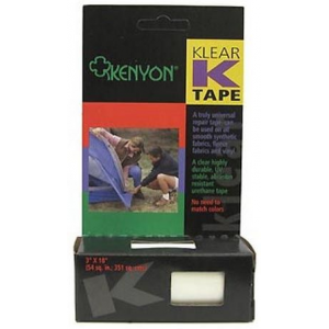 photo: Kenyon Klear K Tape patch/tape