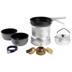 photo: Trangia Ultralight Stove Kit multi-fuel stove